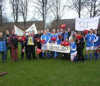 G Teams Kampioen 2003