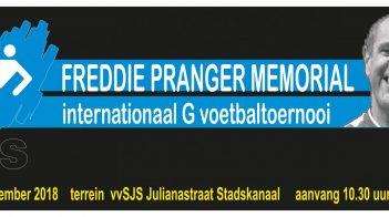 FC Emmen Gaat Zich Inzetten Voor De Freddie Pranger Memorial