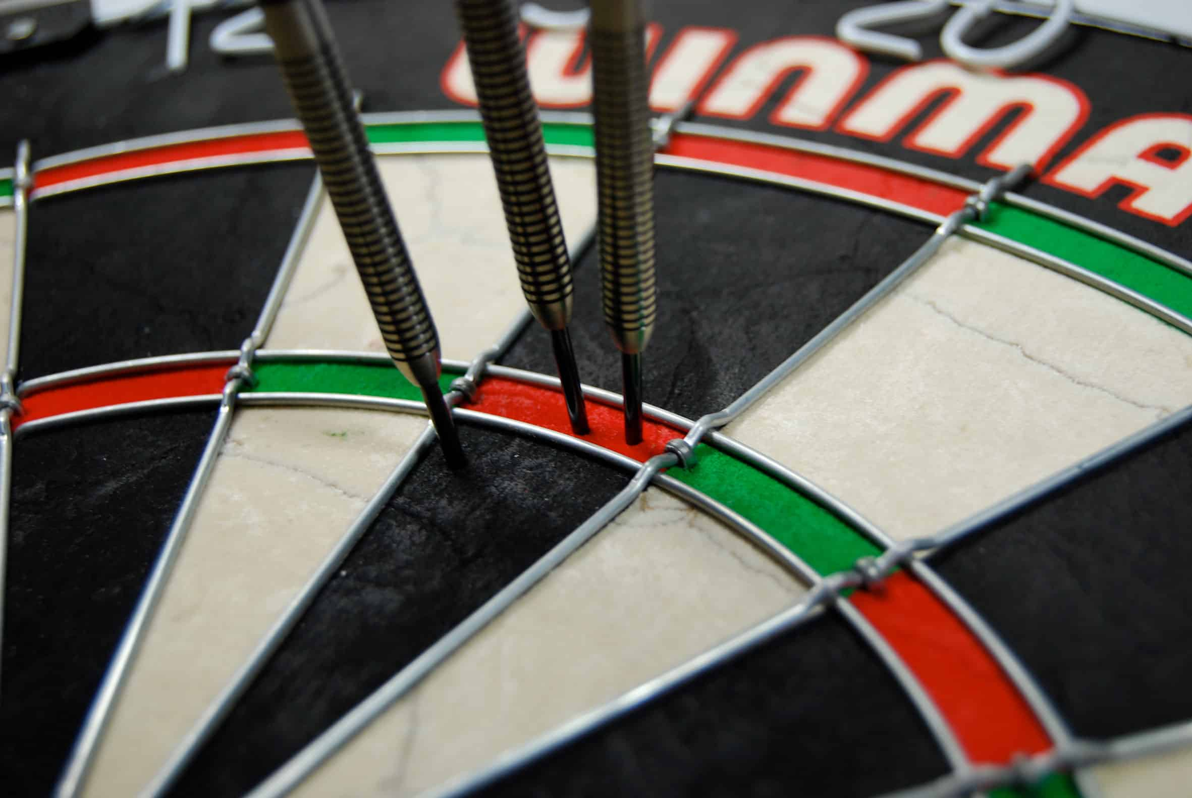 Voor In De Agenda: Let's Play Darts!