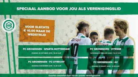 Voor Slechts € 10,- Naar De FC!