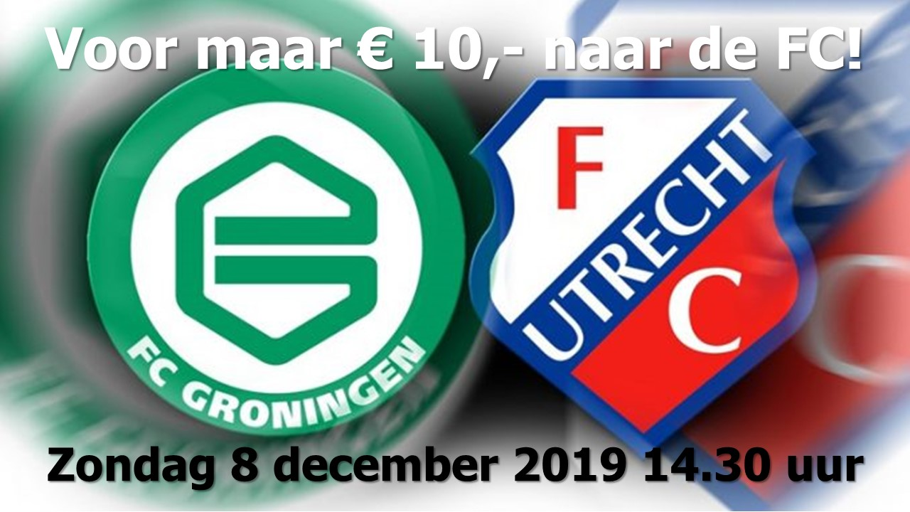 Actie FC Groningen