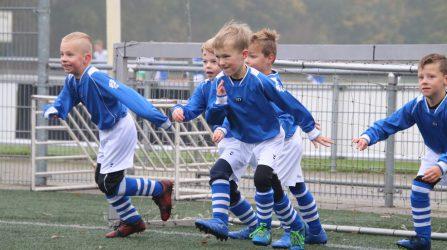Succesvolle, Maar Frisse Kick-off Voor SJS JO7!