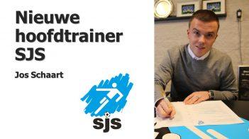 SJS Stelt Jos Schaart Aan Als Nieuwe Hoofdtrainer!