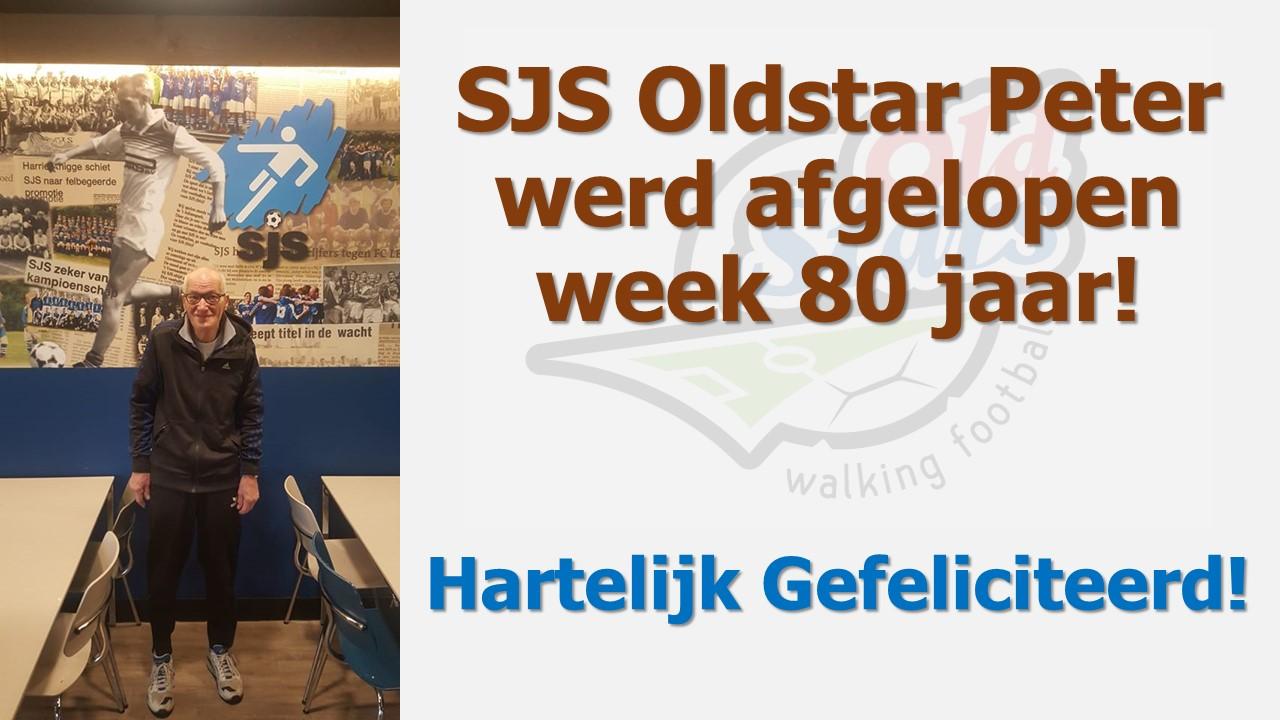 SJS Oldstars, een leven lang voetbal!