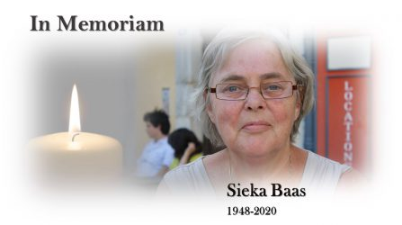 In Memoriam: Sieka Baas