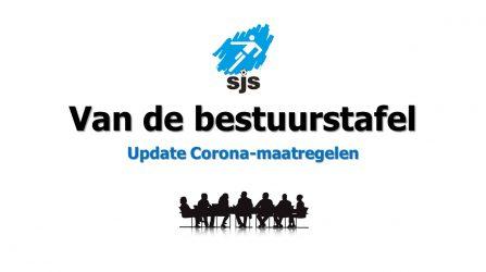 Bestuursupdate I.v.m Versoepeling Corona-maatregelen