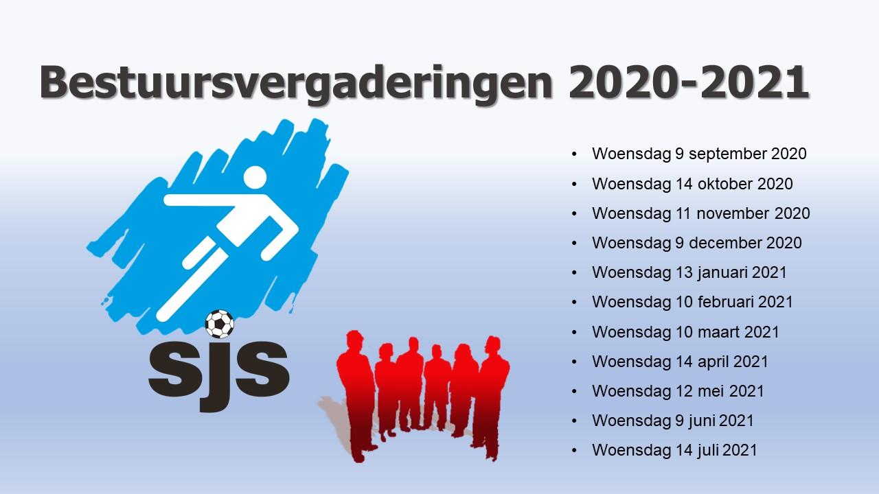 Bestuursseizoen 2020-2021 Van Start!