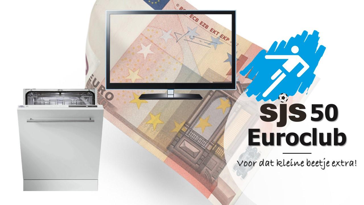 SJS 50 Euroclub Schaft Vaatwasser En Tv Aan