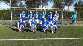 SJS Oldstars Spelen Toernooi In Groningen