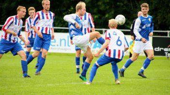 Een Wedstrijd Met Twee Gezichten: SJS-FC Zuidlaren