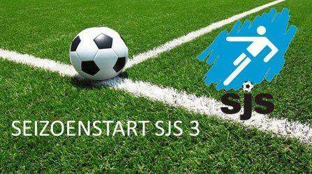 SJS 3 Is Klaar Voor De Start!