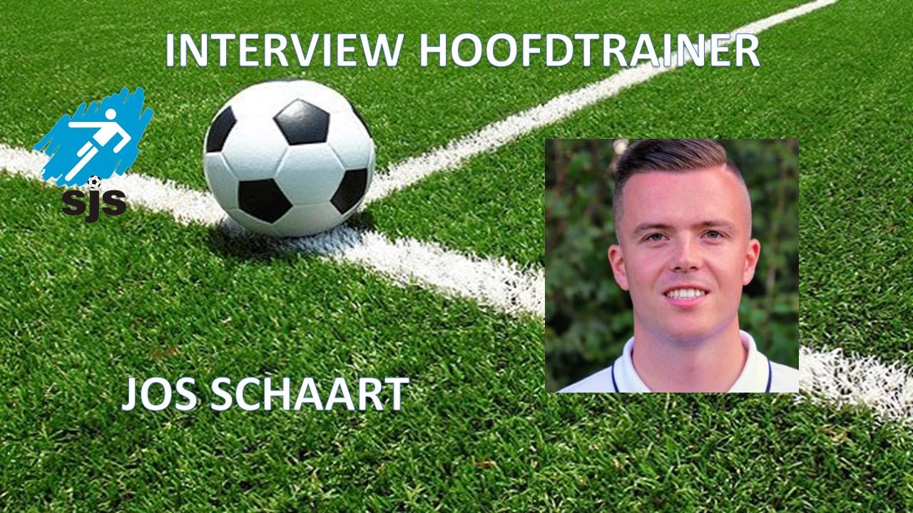 Interview Hoofdtrainer SJS: Jos Schaart