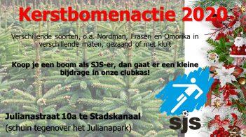 Koop Een Prachtige Kerstboom En Steun SJS