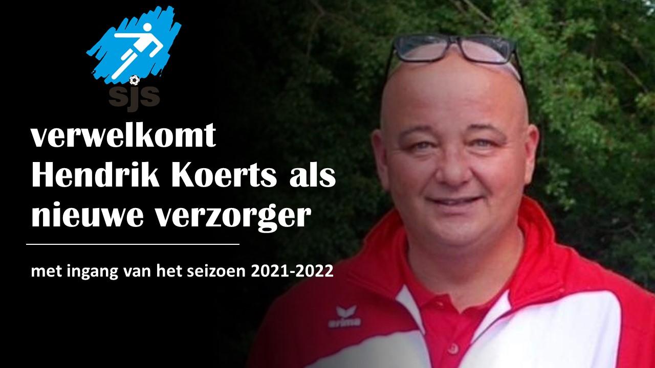 Welkom Bij SJS, Hendrik Koerts!