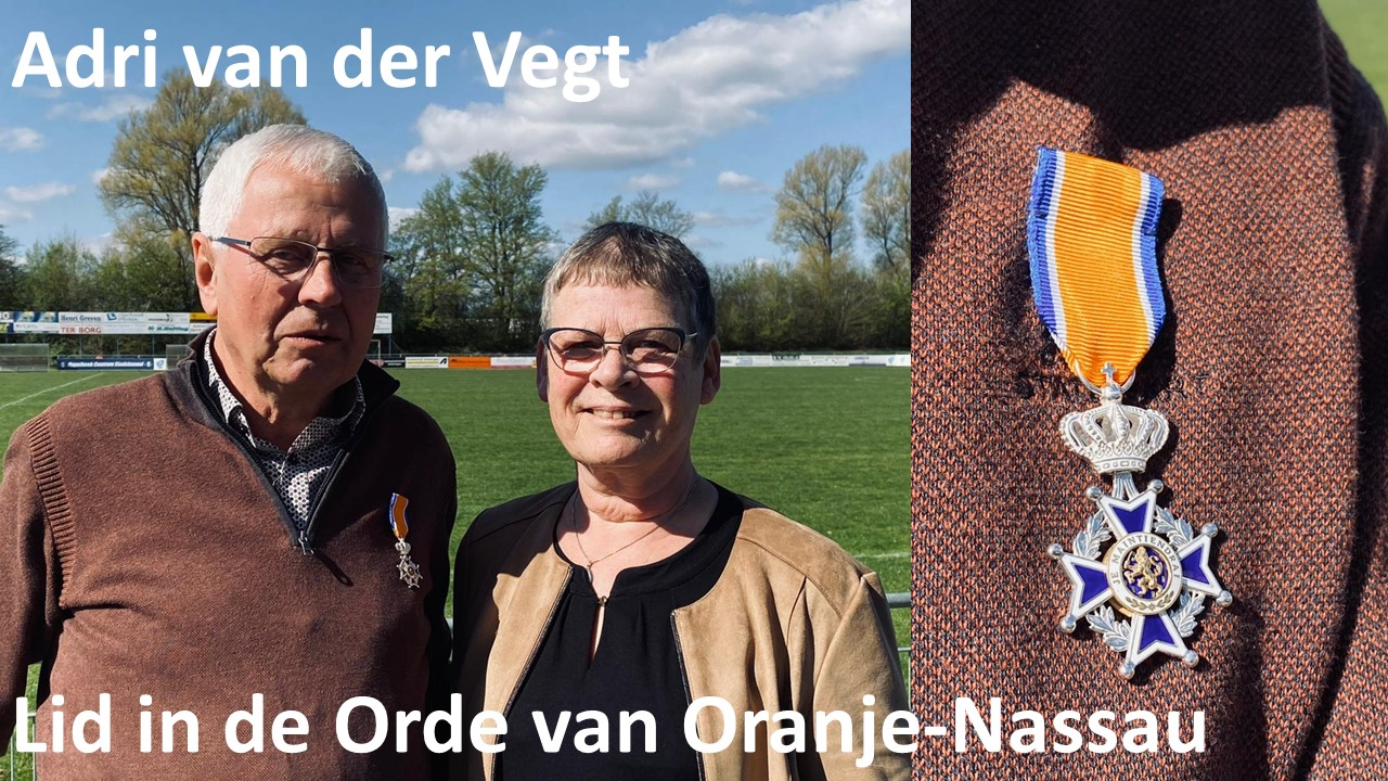 Lintje Adri Van Der Vegt