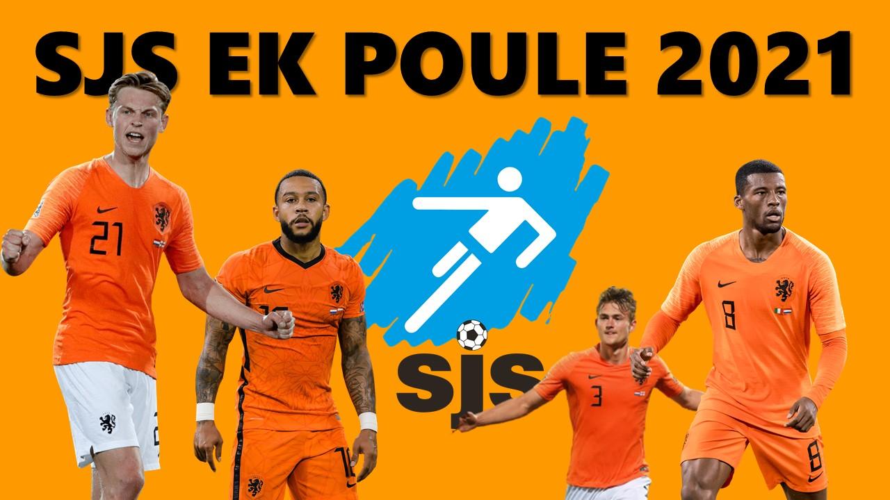 SJS EK Poule 2020