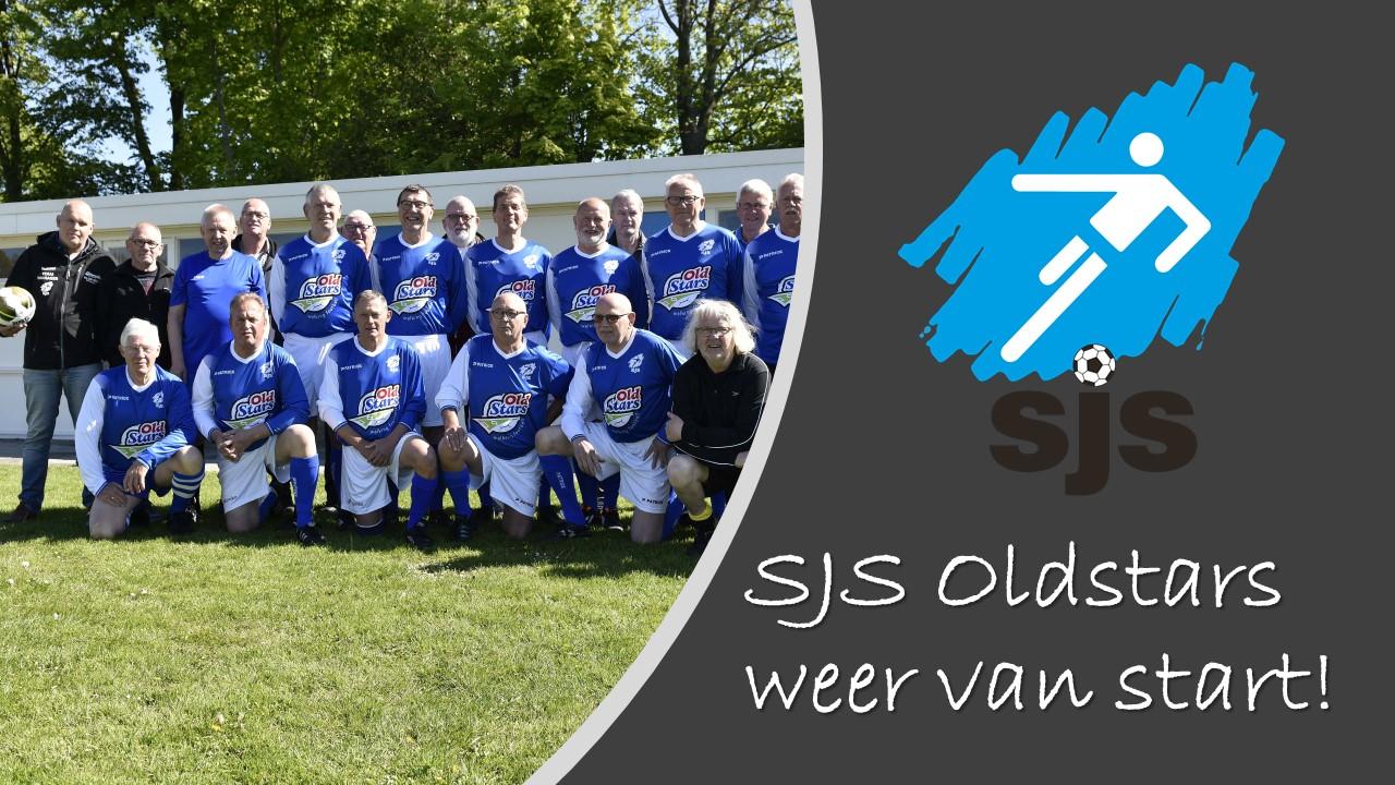 SJS Oldstars Weer Van Start!