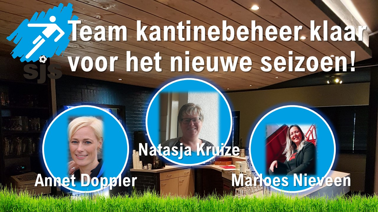 Team Kantinebeheer 2021 2022