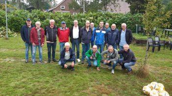 SJS Oldstars Genieten Van Potje Footgolf