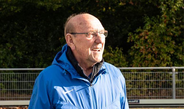 Meint Smit, Trainer Van SJS Oldstars
